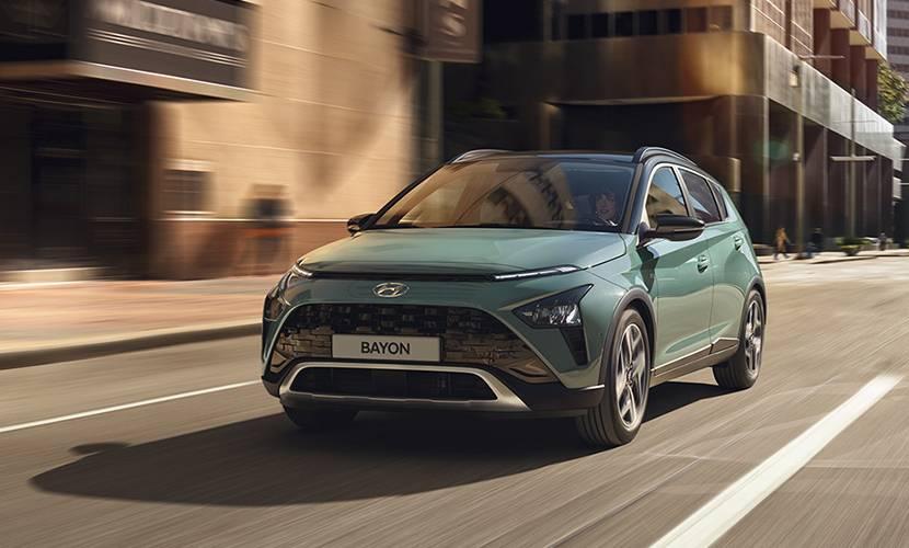 All-new Hyundai BAYON