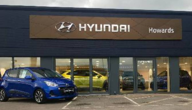 Hyundai Dorchester