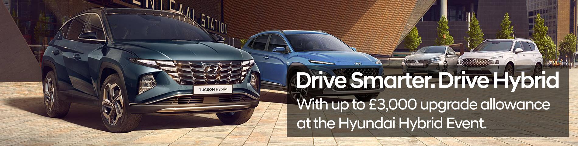 Hyundai Hybrid Event