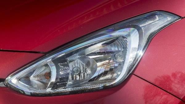 Hyundai i10 - headlight