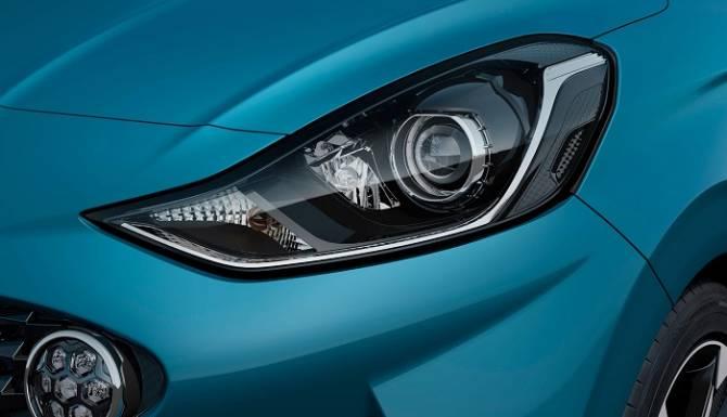 Hyundai i10 Headlight