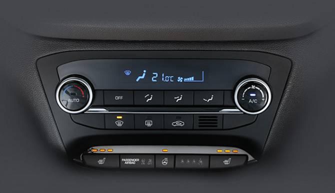 Hyundai i20 Air con