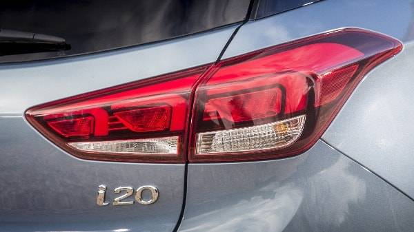 Hyundai i20 coupe i20-LIGHT