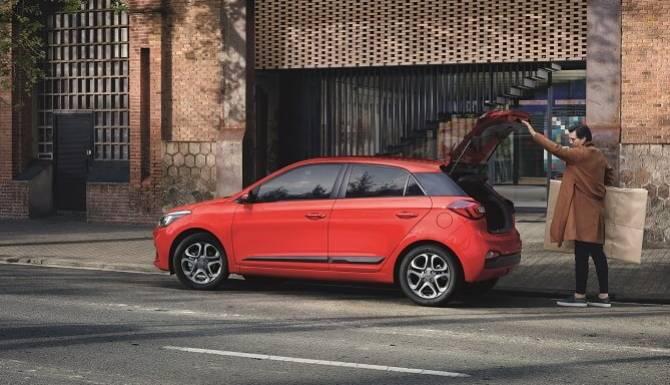 Hyundai i20 Exterior