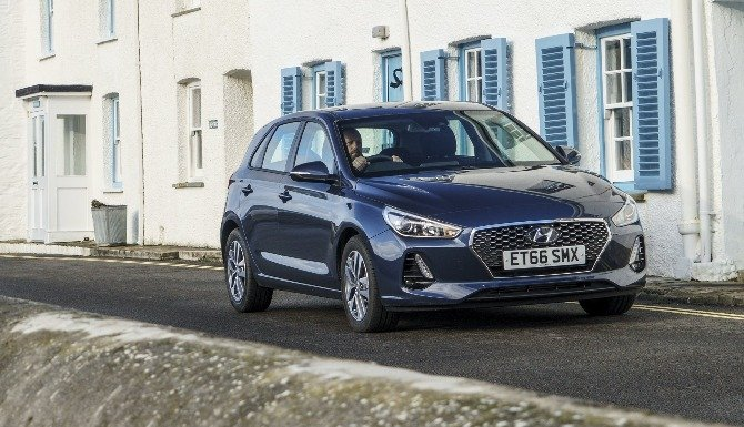 Hyundai i30 used car