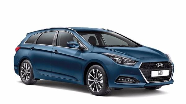 Hyundai i40 SEBusiness Blue