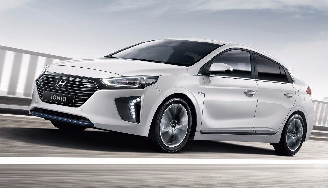 Hyundai IONIQ new car