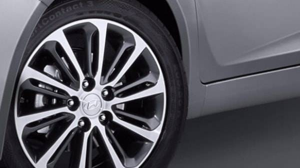 Hyundai ix20 alloy wheel