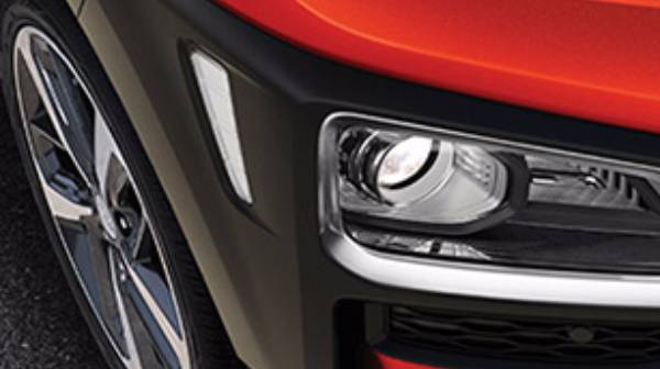 HYUNDAI KONA - DRIVING LIGHTS