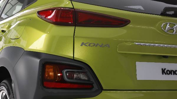 HYUNDAI KONA - REAR LIGHT DESIGN