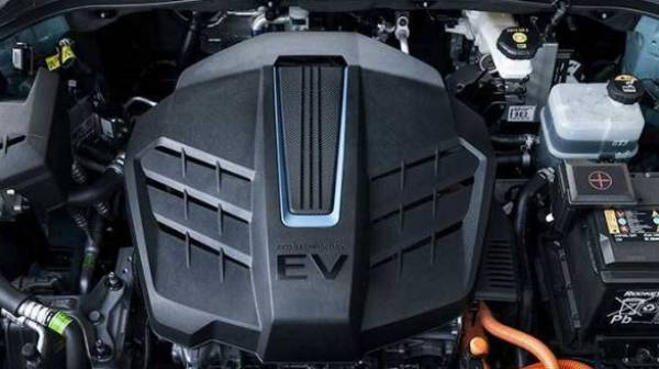 Hyundai Nexo EV engine