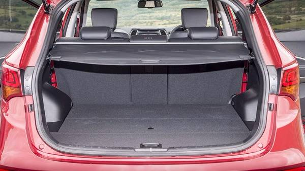 Hyundai Santa Fe Boot