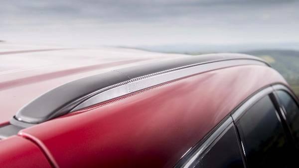 Hyundai santa fe roof trim