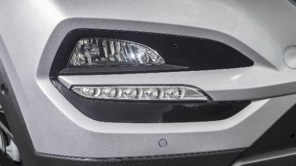 Hyundai tucson lights