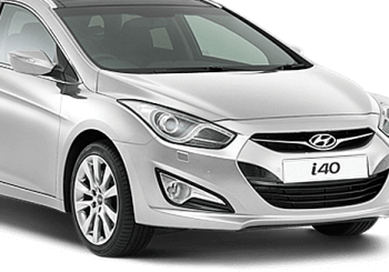 New Hyundai i40 Tourer Offers Comfort, Quality & Practicality