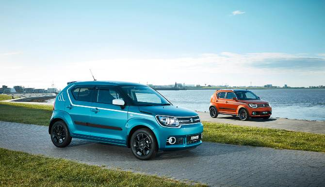 ignis blue orange