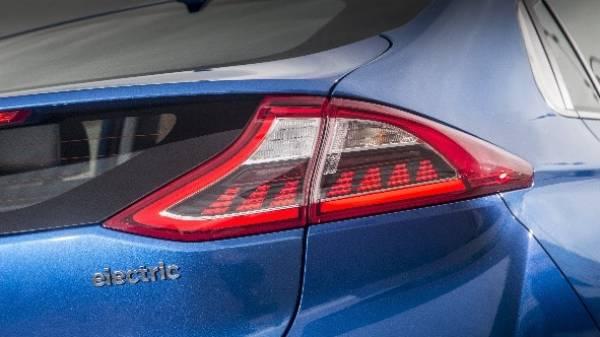 Ioniq rear lights