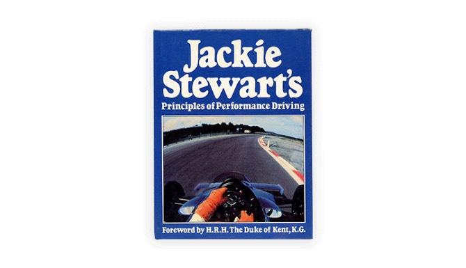 Jackie Stewart Book
