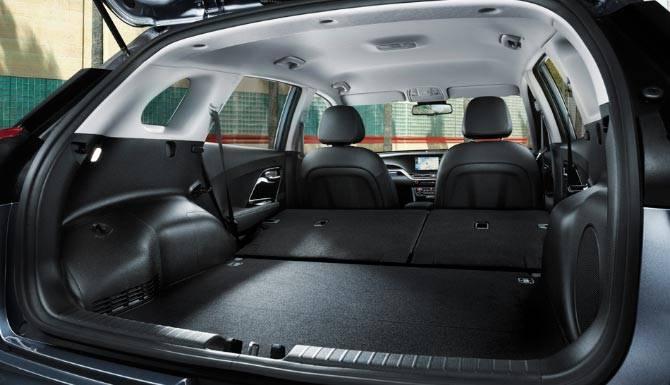 Kia-Niro-Plug-in-Hybrid-boot-space-with-rear-seats-folded-flat