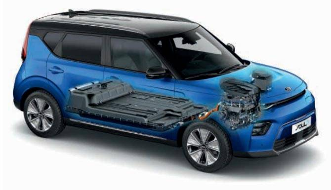 kia-soul-ev-battery-and-electric-motor-layout