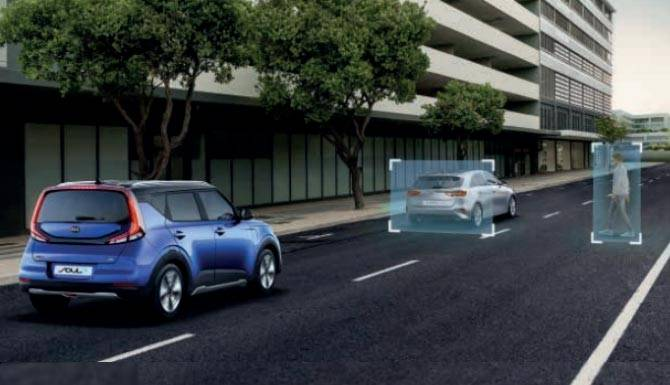 kia-soul-ev-object-detection