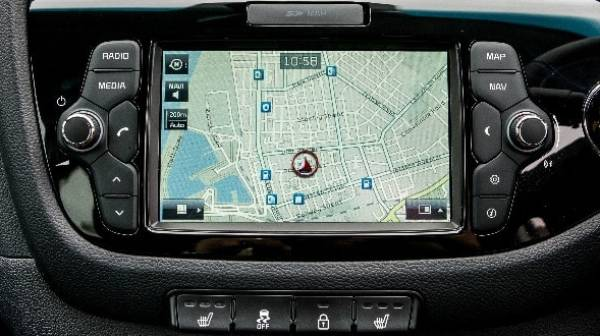 kia ceed navigation display