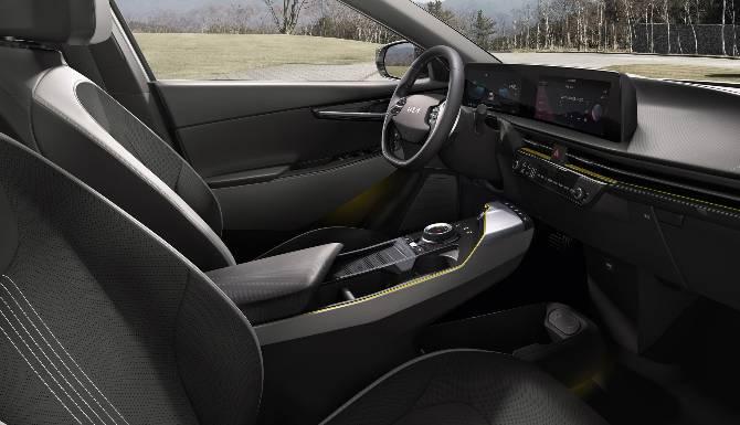 Kia EV6 - Interior 2