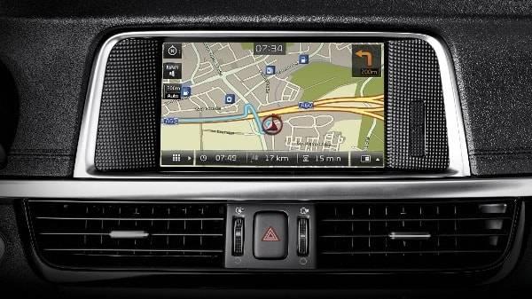 Kia Optima Navigation