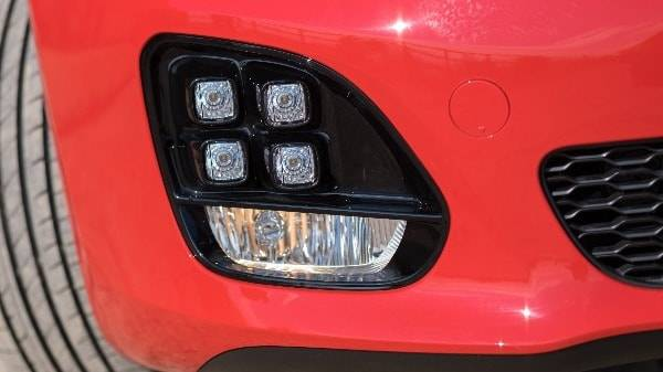 Kia Proceed lights