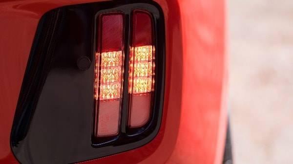 Kia Proceed rear lights