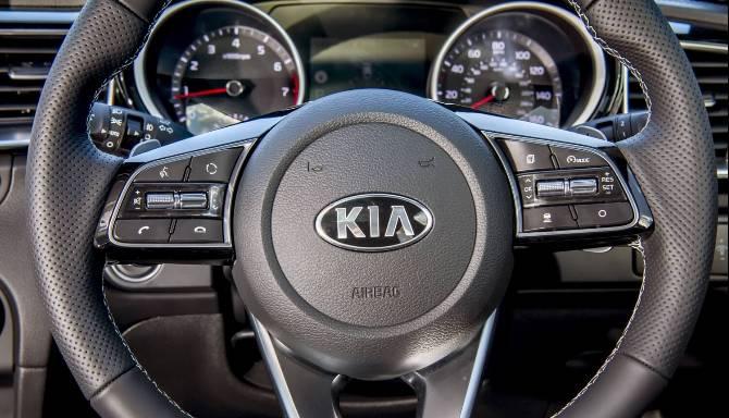 KIA ProCeed Steering Wheel 2019
