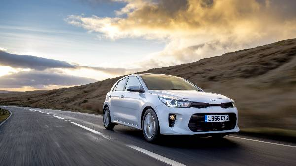 Double Win For Kia Rio At This Year's AutoTrader New Car Awards