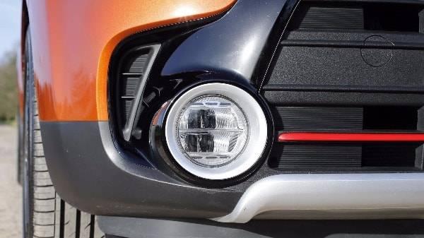 kia soul - driving fog lights