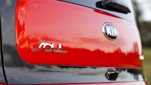 kia soul - rear boot lid