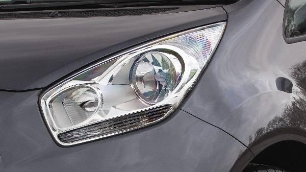 kia venga headlights