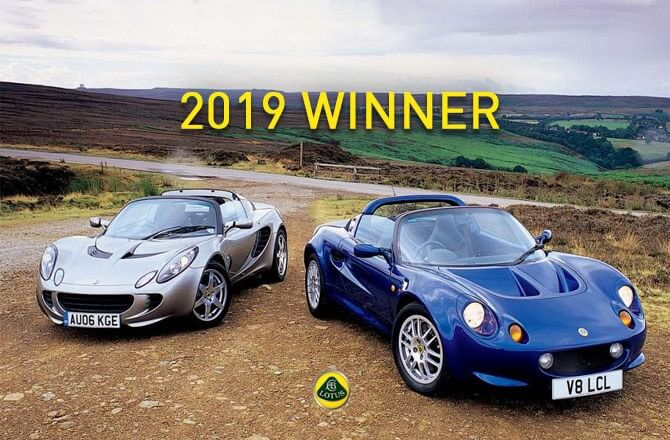 "Lotus Elise Crowned ""Icon of Icons"" in Autocar Awards 2019"