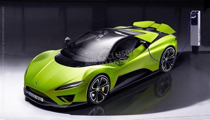 Lotus 130