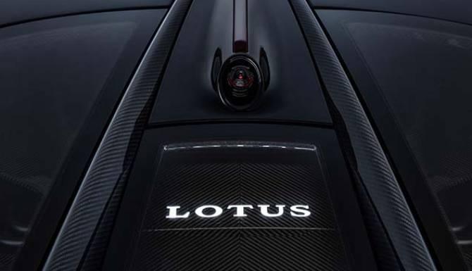 Lotus Evija Rear Detailing