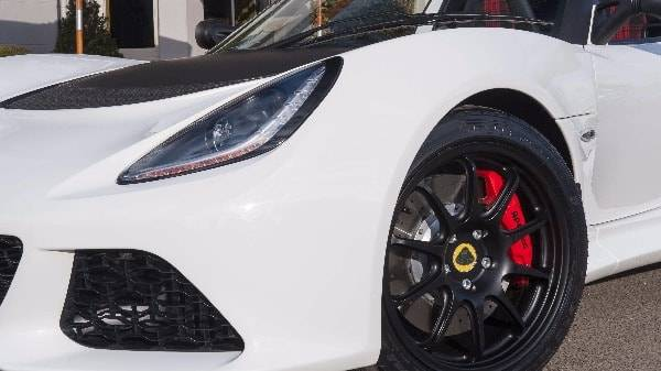 LOTUS Exige 350 Sport - FRONT END