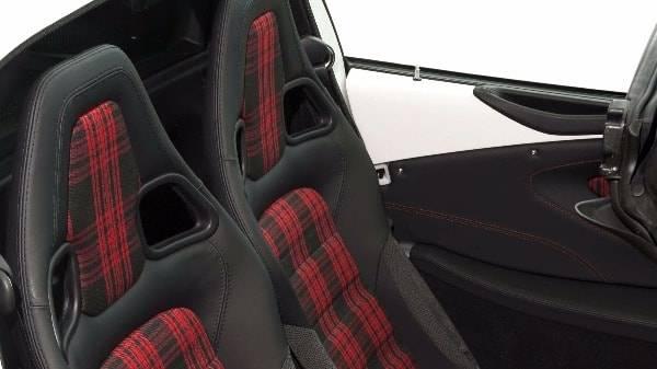 LOTUS Exige 350 Sport - Interior