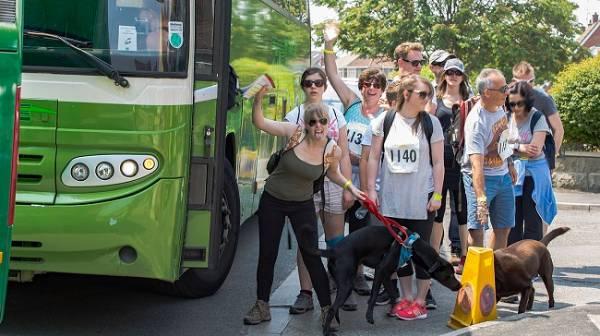 Mendip Challenge Bus