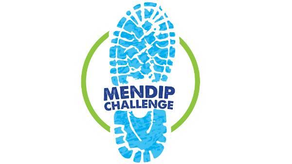 Mendip Challenge Logo