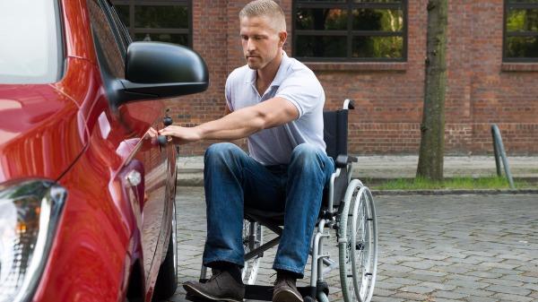Motability Driver