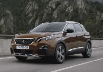 Peugeot 3008: Revealed UK Launch Date January 2017