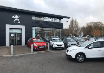 Howards Peugeot Taunton Set To Re-Open