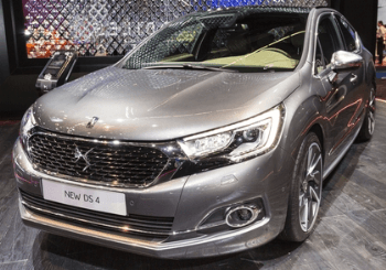 New Premium Citroen DS4 Launch
