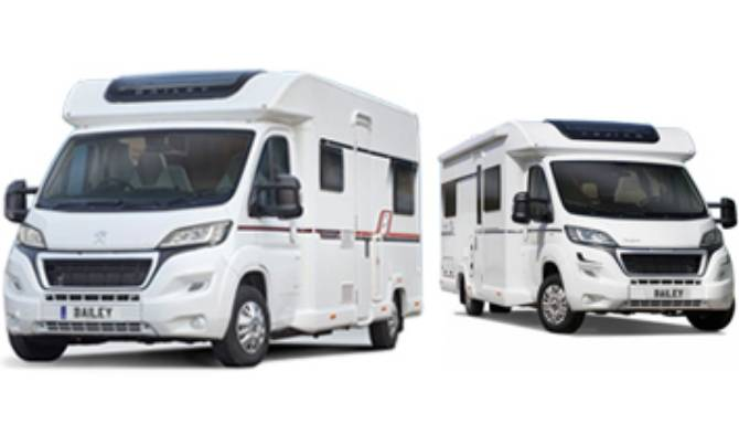 New Bailey Motorhomes