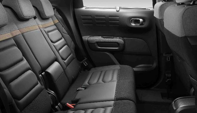 New Citroen C3 Aircross Interior