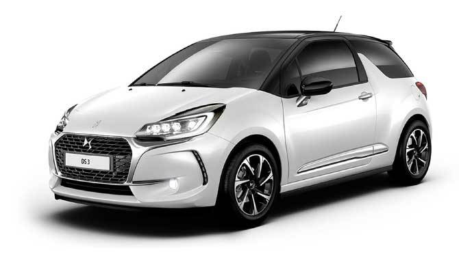 New DS3 2018