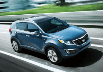 New Kia Sportage Looks The Part